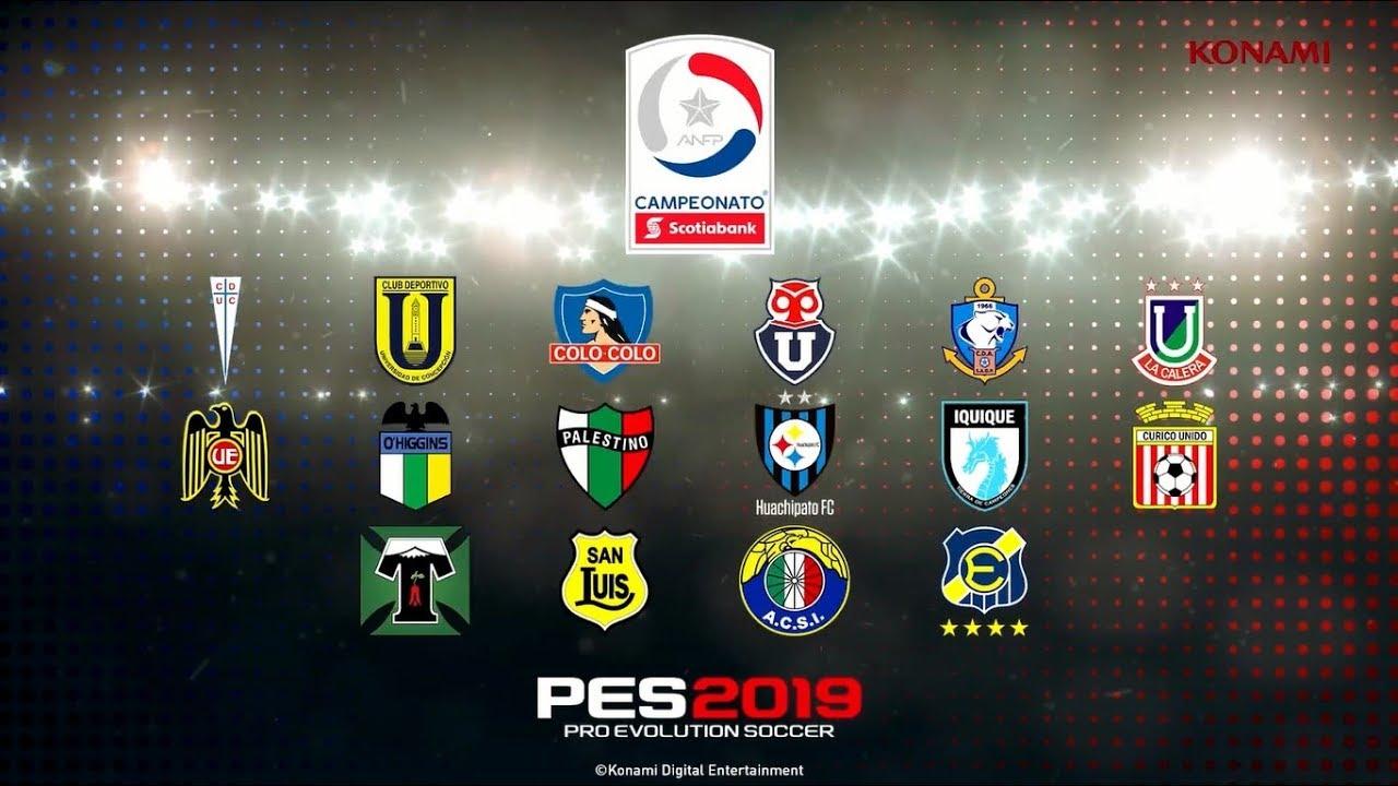 World Tour Announcements Overview | PES - PRO EVOLUTION SOCCER 2019