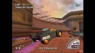 Rumble Racing - Circus Minimus