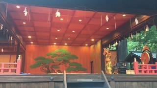 2018年9月24日(月・祝) 茨城県水戸市の常磐神社にて、第4回目となる「踊...