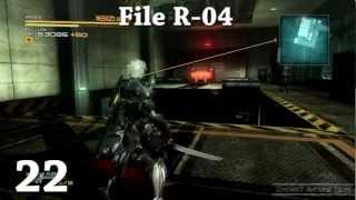 Metal Gear Rising Revengeance All 30 Left Arm Locations A Big Fan of Lefties