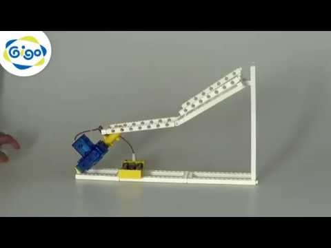 Gigo GAS AND PNEUMATICS #1238R LEARNING LAB 18. Lifting Jack 19. Hoops Jump Product