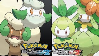 Pokemon Black 2 & White 2 - How to get Cottonee/Whimsicott or Petilil/Lilligant (Pokemon Exclusives)
