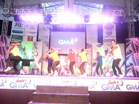 University of Luzon ENGINEERING AND ARCHITECTURE AIT Kapuso Mall show(CSI lucao)-yeah3x