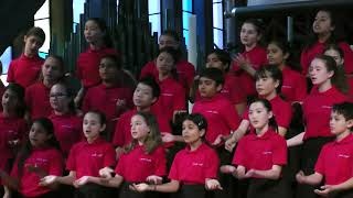 Cantabile Youth Singers - Menina Me Da Sua Mão (trad. Brazilian, arr. Brad & Lucy Green)