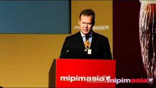 MIPIM Asia 2010 - Foreign direct investment in China