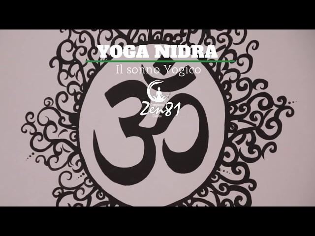 yoga nidra , mini pratica
