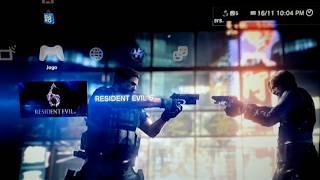 Como colocar legendas em jogos de ps3 como Resident Evil 6