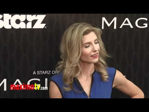 "Viva Bianca STARZ ""Magic City"" Los Angeles Premiere Arrivals"