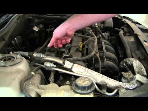 How to change the oil on a 2010 Ford Fusion LubeUdo