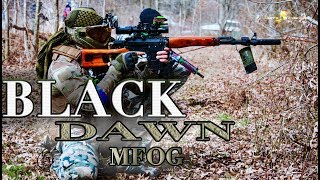 RETREAT!! BLACK DAWN - Magfed Only Game