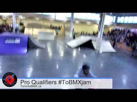 Pro Qualifiers Toronto BMX Jam 2014 #ToBMXjam