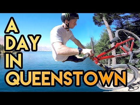 A DAY IN QUEENSTOWN