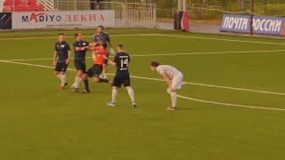 СКАНДАЛ на Кубке Селебрити Широков ударил судью