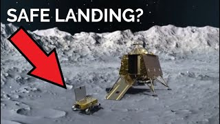 Chandrayaan 2 's Rover Pragyaan safely on surface and moving ? | Gareeb Scientist