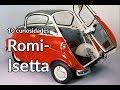Romi-Isetta: 10 curiosidades do primeiro carro brasileiro | Carros do Passado | Best Cars