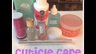 Cuticle Care | Nail Care and Cuticle Care Products