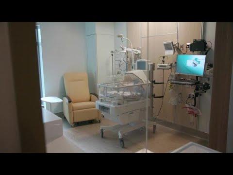 CPMC Neonatal Intensive Care Unit (NICU)