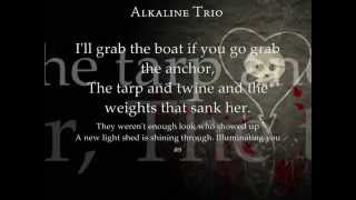 Alkaline Trio - Dead And Broken