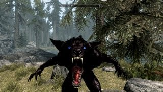 Skyrim Dragonborn DLC - Werewolves of Morrowind