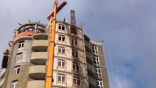 видео аренда автокрана Подмосковье