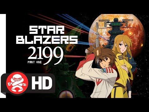 Star Blazers: Space Battleship Yamato 2199 Part 1 DVD / Blu-Ray Combo Trailer