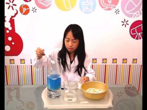 Graceful Hands Super Scientist Experiment Tina Spaghetti