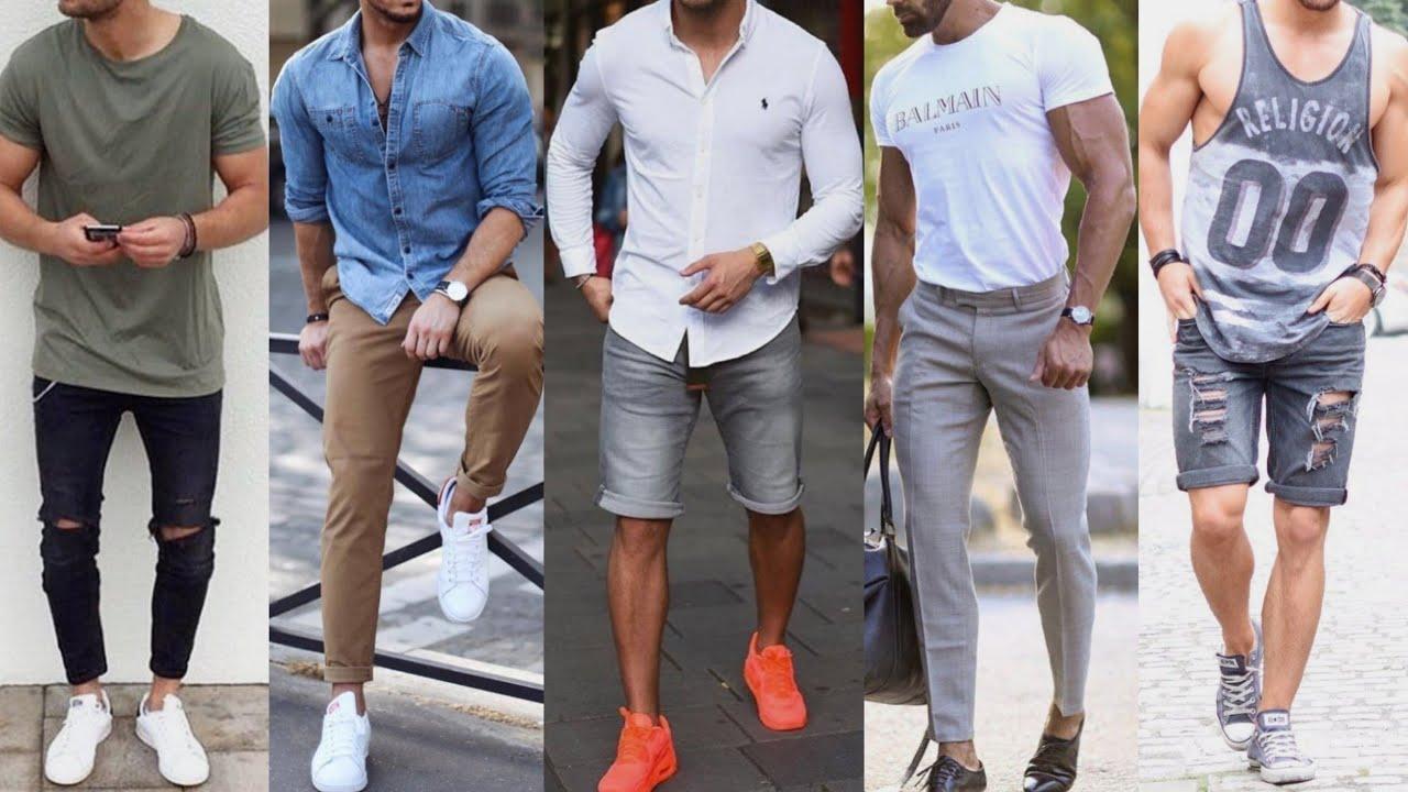 Best Summer Fashion 2019   Men's Summer Fashion   Summer Outfit ideas for Men's 2019
