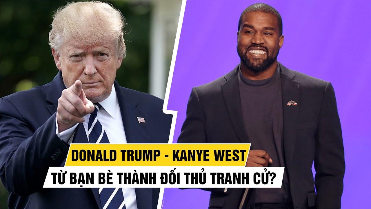 Kanye West tuyên bố tranh cử Tổng thống Mỹ, trở thành đối thủ của ông Donald Trump?