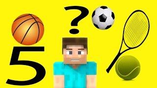 Minecraftta Olması Gerek 5 Spor Dalı
