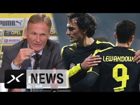 Hans-Joachim Watzke: Dortmund, die Transfer-Trüffelschweine | Borussia Dortmund