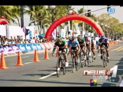 Tabriz Petrochimi of Iran posts threat and challenge to the local team in Le Tour de Filipinas