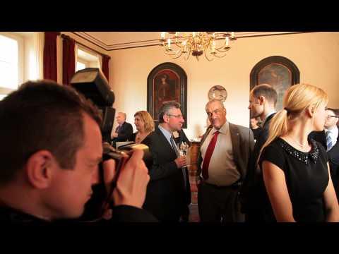 Exkluzivní setkání s Tony Blairem