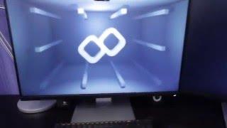 Unity 3D + Kinect v2 for holographic 3D effect test
