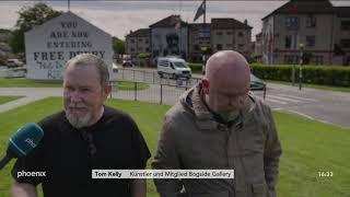 Wie tickt Europa: Nordirland - Interview mit Tom Kelly und Kevin Hasson am 22.05.19