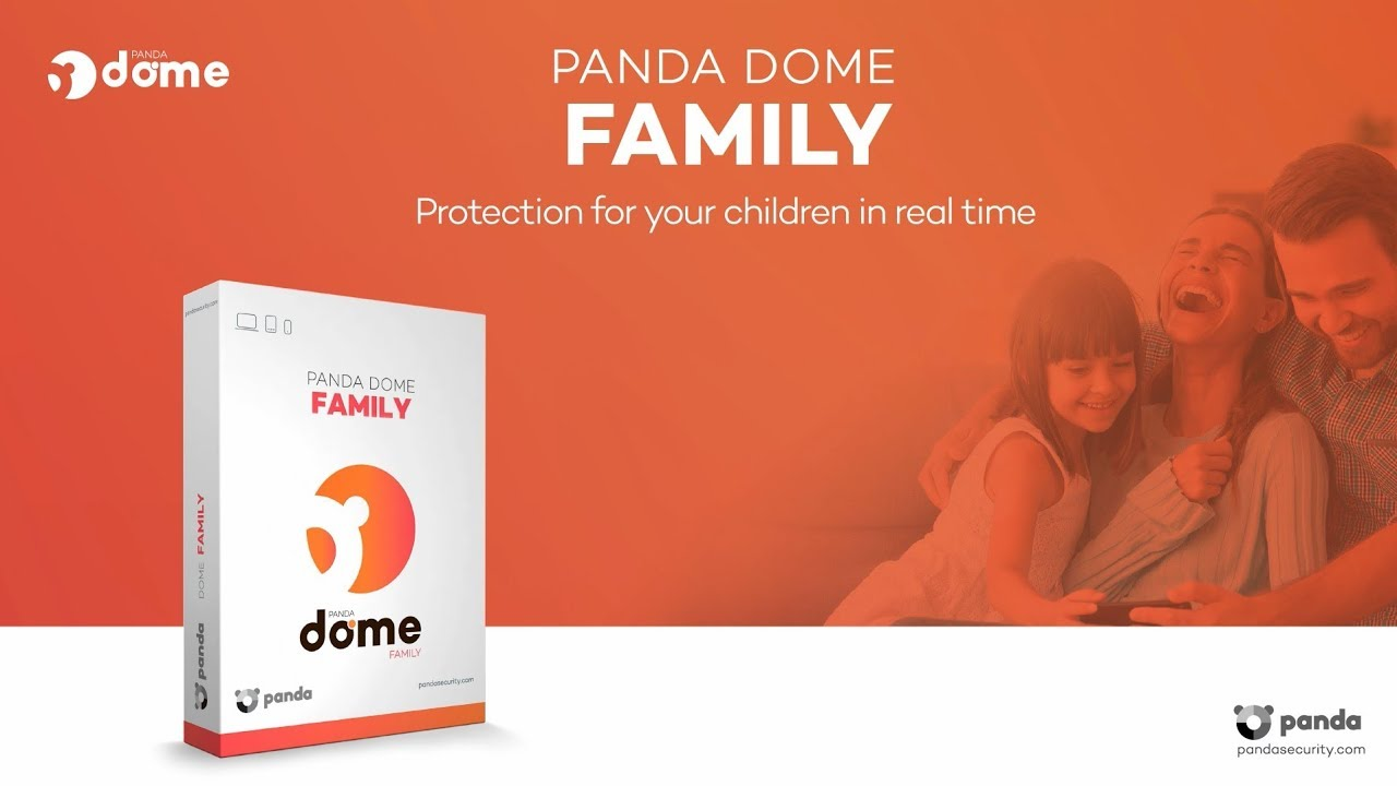 Parental control: Panda Dome Family - Panda Security