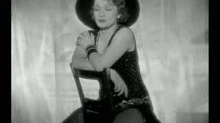Falling in Love Again - Blue Angel - Marlene Dietrich