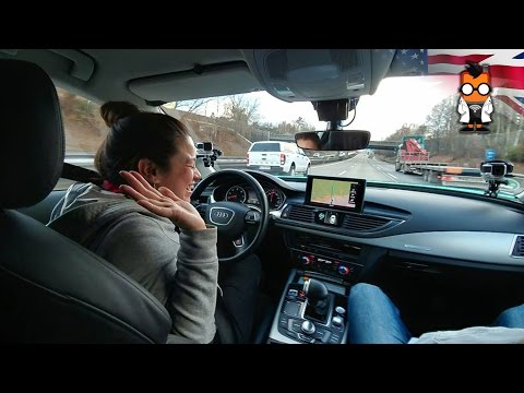 My First Autonomous Driving Experience with Jack the Audi A7