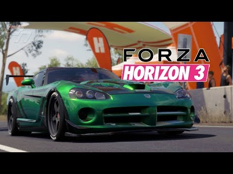 Mein Lieblings Ami! - FORZA HORIZON 3 Part 112 | Lets Play