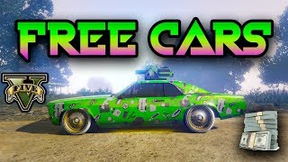 *NEW*FREE CARS GLITCH*PS4*GIVE CARS TO FRIENDS*GC2F GLITCH*CAR DUPLICATION*MONEY GLITCH*GTA 5 ONLINE