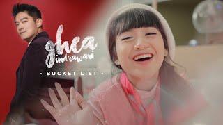 GHEA INDRAWARI - BUCKETLIST (Feat. BOY WILLIAM) [OFFICIAL MUSIC VIDEO]