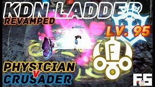 Dragon Nest PvP: Physician v Crusader | Guardian, Artillery, Sniper, SH, SB & Inqui KDN Ladder 95