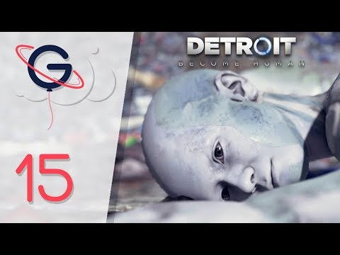 DETROIT BECOME HUMAN FR #15 : Mauvaise Fin (Tous Morts)