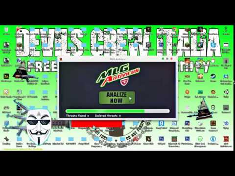 mlg antivirus coded by destroyerkill08 youtube