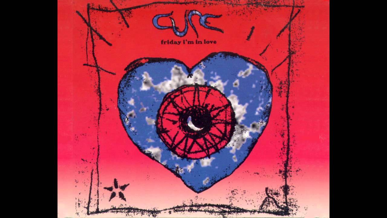 a39cdfd7c8c The Cure Friday I m In Love (Strange Love Mix) - YouTube