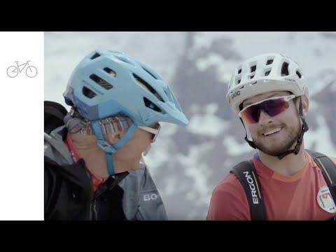 Zermatt - Matterhorn: Gary Fisher In Zermatt