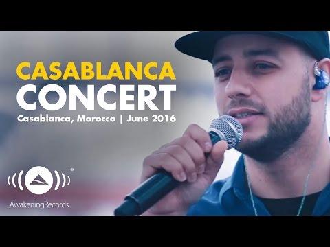 Maher Zain's Concert - Casablanca, Morocco | June 2016
