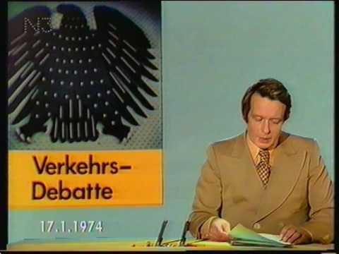 Tagesschau vom 17.01.1974