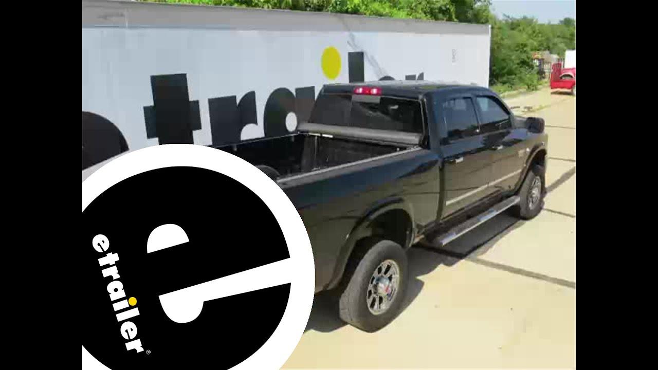 Etrailer Deezee Heavyweight Truck Bed Mat Installation