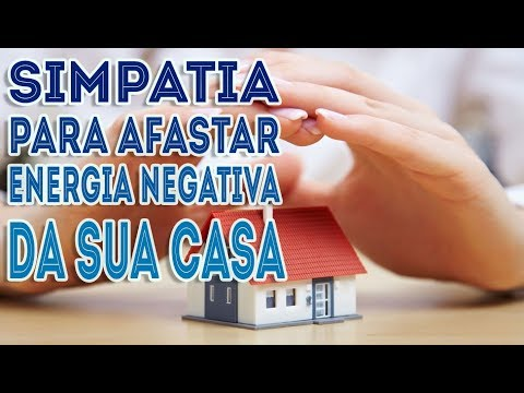 Para retirar energias negativas da sua casa infal vel - Energia negativa in casa ...