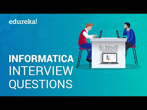 Top Informatica Interview Questions For 2019 | Edureka